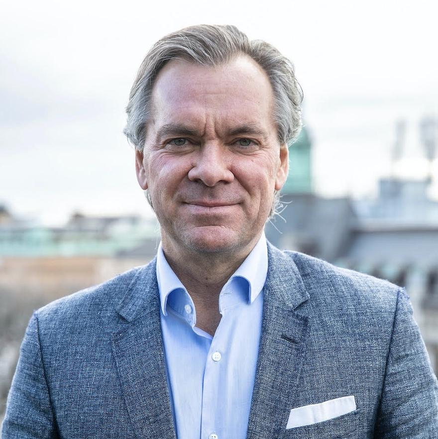 Patrik Malmberg, CEO at Covr Security